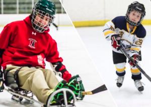adaptive hockey