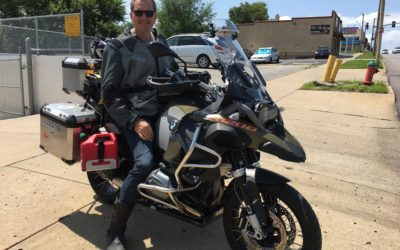 Danny's Ride to Alaska