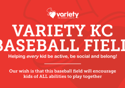 2 Inclusive Baseball Fields