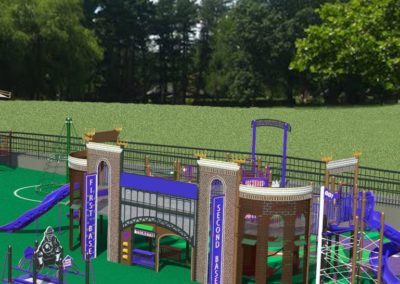 Inclusive Playground: Wyandotte County Variety KC – Field of Dreams